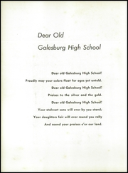 Page 6, 1959 Edition, Galesburg High School - Reflector Yearbook (Galesburg, IL) online yearbook collection