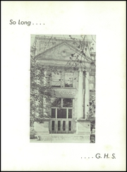 Page 7, 1959 Edition, Galesburg High School - Reflector Yearbook (Galesburg, IL) online yearbook collection