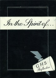 Page 1, 1986 Edition, Galesburg High School - Reflector Yearbook (Galesburg, IL) online yearbook collection
