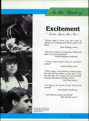 Page 11, 1986 Edition, Galesburg High School - Reflector Yearbook (Galesburg, IL) online yearbook collection