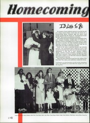 Page 16, 1986 Edition, Galesburg High School - Reflector Yearbook (Galesburg, IL) online yearbook collection