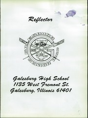 Page 5, 1987 Edition, Galesburg High School - Reflector Yearbook (Galesburg, IL) online yearbook collection