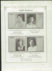 Page 15, 1916 Edition, Freeport High School - Polaris Yearbook (Freeport, IL) online yearbook collection