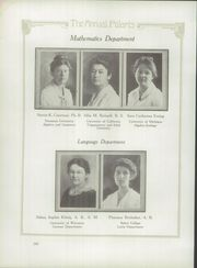 Page 16, 1916 Edition, Freeport High School - Polaris Yearbook (Freeport, IL) online yearbook collection