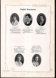 Page 15, 1922 Edition, Freeport High School - Polaris Yearbook (Freeport, IL) online yearbook collection