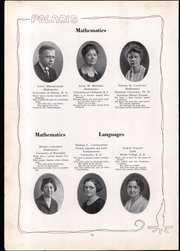 Page 16, 1922 Edition, Freeport High School - Polaris Yearbook (Freeport, IL) online yearbook collection