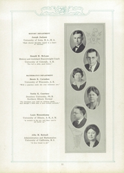 Page 15, 1925 Edition, Freeport High School - Polaris Yearbook (Freeport, IL) online yearbook collection