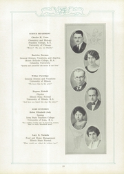 Page 17, 1925 Edition, Freeport High School - Polaris Yearbook (Freeport, IL) online yearbook collection