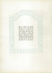 Page 8, 1925 Edition, Freeport High School - Polaris Yearbook (Freeport, IL) online yearbook collection