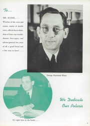 Page 9, 1942 Edition, Freeport High School - Polaris Yearbook (Freeport, IL) online yearbook collection