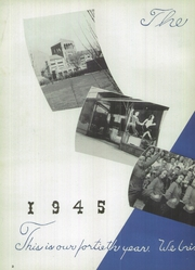 Page 6, 1945 Edition, Freeport High School - Polaris Yearbook (Freeport, IL) online yearbook collection
