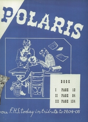 Page 7, 1945 Edition, Freeport High School - Polaris Yearbook (Freeport, IL) online yearbook collection