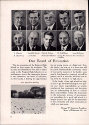 Page 12, 1948 Edition, Freeport High School - Polaris Yearbook (Freeport, IL) online yearbook collection
