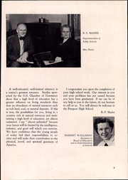 Page 13, 1948 Edition, Freeport High School - Polaris Yearbook (Freeport, IL) online yearbook collection