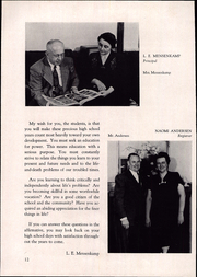 Page 16, 1948 Edition, Freeport High School - Polaris Yearbook (Freeport, IL) online yearbook collection