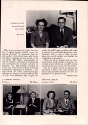Page 17, 1948 Edition, Freeport High School - Polaris Yearbook (Freeport, IL) online yearbook collection