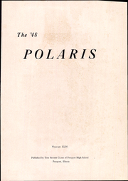 Page 7, 1948 Edition, Freeport High School - Polaris Yearbook (Freeport, IL) online yearbook collection