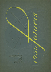 1955 Edition, Freeport High School - Polaris Yearbook (Freeport, IL)