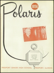 Page 5, 1956 Edition, Freeport High School - Polaris Yearbook (Freeport, IL) online yearbook collection
