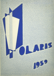 1959 Edition, Freeport High School - Polaris Yearbook (Freeport, IL)