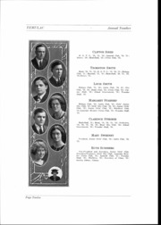 Page 13, 1923 Edition, Calumet High School - Temulac Yearbook (Chicago, IL) online yearbook collection