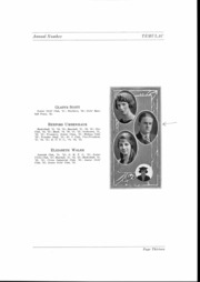 Page 14, 1923 Edition, Calumet High School - Temulac Yearbook (Chicago, IL) online yearbook collection