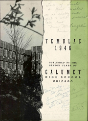 Page 9, 1946 Edition, Calumet High School - Temulac Yearbook (Chicago, IL) online yearbook collection