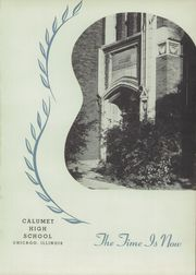 Page 5, 1948 Edition, Calumet High School - Temulac Yearbook (Chicago, IL) online yearbook collection