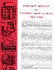 Page 8, 1950 Edition, Calumet High School - Temulac Yearbook (Chicago, IL) online yearbook collection