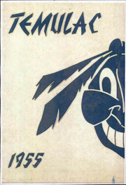 Page 1, 1955 Edition, Calumet High School - Temulac Yearbook (Chicago, IL) online yearbook collection