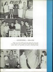 Page 12, 1957 Edition, Calumet High School - Temulac Yearbook (Chicago, IL) online yearbook collection