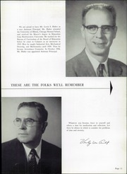 Page 15, 1957 Edition, Calumet High School - Temulac Yearbook (Chicago, IL) online yearbook collection