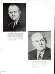 Page 16, 1957 Edition, Calumet High School - Temulac Yearbook (Chicago, IL) online yearbook collection
