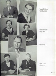 Page 17, 1957 Edition, Calumet High School - Temulac Yearbook (Chicago, IL) online yearbook collection