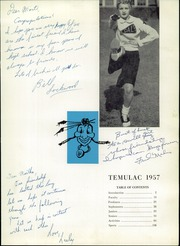 Page 5, 1957 Edition, Calumet High School - Temulac Yearbook (Chicago, IL) online yearbook collection