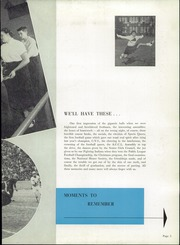 Page 9, 1957 Edition, Calumet High School - Temulac Yearbook (Chicago, IL) online yearbook collection
