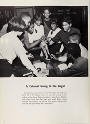 Page 8, 1968 Edition, Calumet High School - Temulac Yearbook (Chicago, IL) online yearbook collection