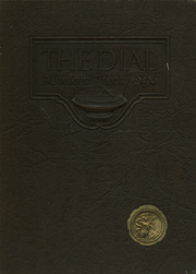 Page 1, 1926 Edition, Carbondale Community High School - Dial Yearbook (Carbondale, IL) online yearbook collection