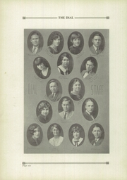 Page 10, 1926 Edition, Carbondale Community High School - Dial Yearbook (Carbondale, IL) online yearbook collection
