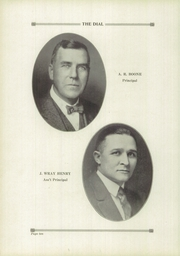Page 14, 1926 Edition, Carbondale Community High School - Dial Yearbook (Carbondale, IL) online yearbook collection