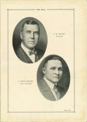 Page 15, 1927 Edition, Carbondale Community High School - Dial Yearbook (Carbondale, IL) online yearbook collection