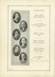 Page 16, 1927 Edition, Carbondale Community High School - Dial Yearbook (Carbondale, IL) online yearbook collection