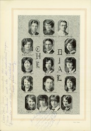 Page 12, 1928 Edition, Carbondale Community High School - Dial Yearbook (Carbondale, IL) online yearbook collection