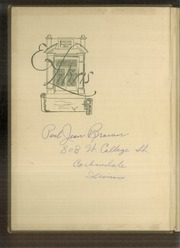 Page 2, 1928 Edition, Carbondale Community High School - Dial Yearbook (Carbondale, IL) online yearbook collection