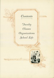 Page 9, 1928 Edition, Carbondale Community High School - Dial Yearbook (Carbondale, IL) online yearbook collection