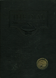 Carbondale Community High School - Dial Yearbook (Carbondale, IL) online yearbook collection, 1930 Edition, Page 1
