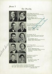 Page 12, 1937 Edition, Carbondale Community High School - Dial Yearbook (Carbondale, IL) online yearbook collection