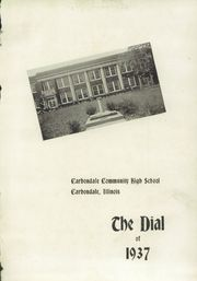 Page 5, 1937 Edition, Carbondale Community High School - Dial Yearbook (Carbondale, IL) online yearbook collection
