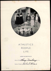 Page 8, 1938 Edition, Carbondale Community High School - Dial Yearbook (Carbondale, IL) online yearbook collection
