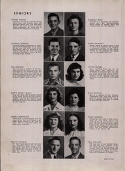Page 16, 1948 Edition, Carbondale Community High School - Dial Yearbook (Carbondale, IL) online yearbook collection